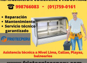 Ayuda!! técnicos de congeladoras-conservadoras