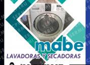 Rapidez y economía-técnicos de lavadoras mabe