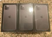 Brand new factory unlocked apple iphone 11 pro max
