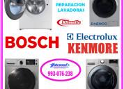 Reparaciones y mantenimiento de secadoras mabe
