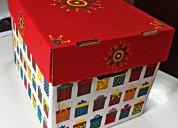 Cajas navideÑas lima
