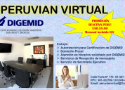 Alquiler de oficina virtual para empresas pymes