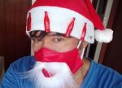 Tapabocas   con  barbas    cel   :  999023200