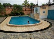 Vacaciones!! casa de campo con piscina,aire,cable