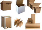Catalogo de cajas de carton