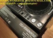 Pioneer dj 2x pioneer cdj-2000nxs2 y djm-900nxs2