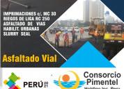 Alquiler de maquinaria, movimiento de tierras perú