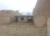 Barranca supe pueblo ocasiÓn terreno como para neg