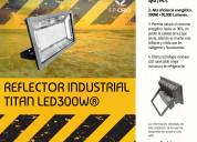 Reflectores industriales led