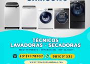 ¡especialistas! reparaciÓn de lavadoras samsung