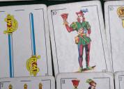 Vidente natural, cartas tarot