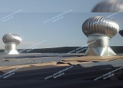 Extractores eólicos en lima