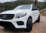 Mercedes-benz gle 350 d 4matic 9g-tronic amg line
