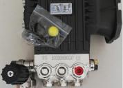 Bomba de alta presión bn-18 100 bar 1450psi