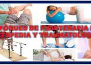 Terapia fisica en afecciones musculoesqueleticas