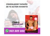 Consolador tamaÑo de tu actor favorito/013338799