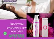 Calentura orgasmica minilove mujer/013338799