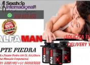 Alfaman original crecimiento viril seguro