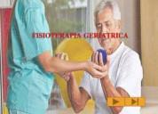 Abordaje fisioterapeutico adulto mayor