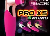 Pro x5 succionador y masajeador de clÍtoris