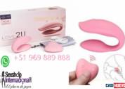 Love2u vibrador/sexshop/los olivos 015335930