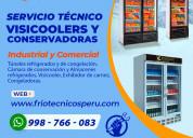 Servicio tÉcnico en reparaciÓn de visicooler
