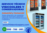 Servicio tÉcnico para reparaciÓn visicooler