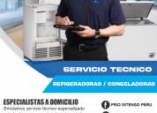 Soluciones garantizadas! expertos en refrigeradora