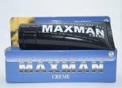 Maxman cream /tiendas amor