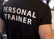Entrenador personal (personal trainer)
