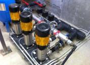 Servicio especializado de bombas de agua en lima
