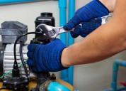 Mantenimiento, reparación, bombas de agua perú