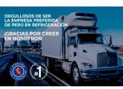 Especialistas en refrigeraciÓn transporte thermo